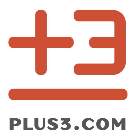 Plus3