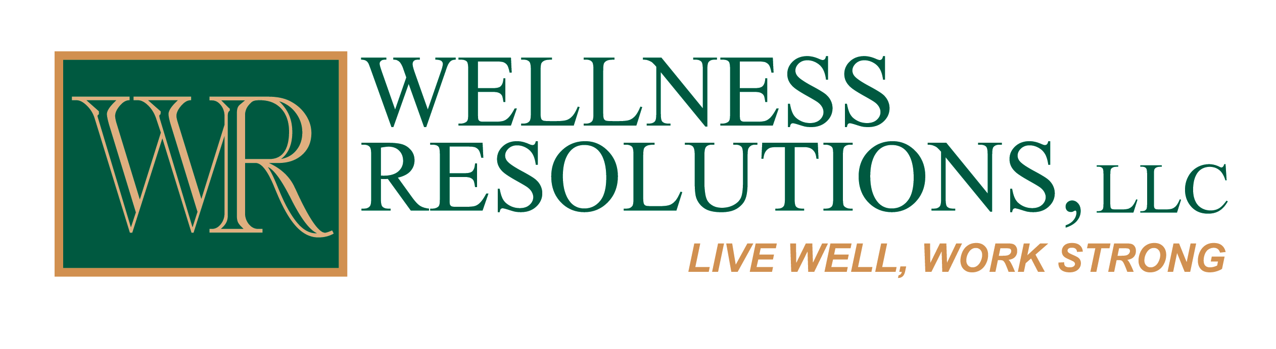 Wellness Resolutions, LLC